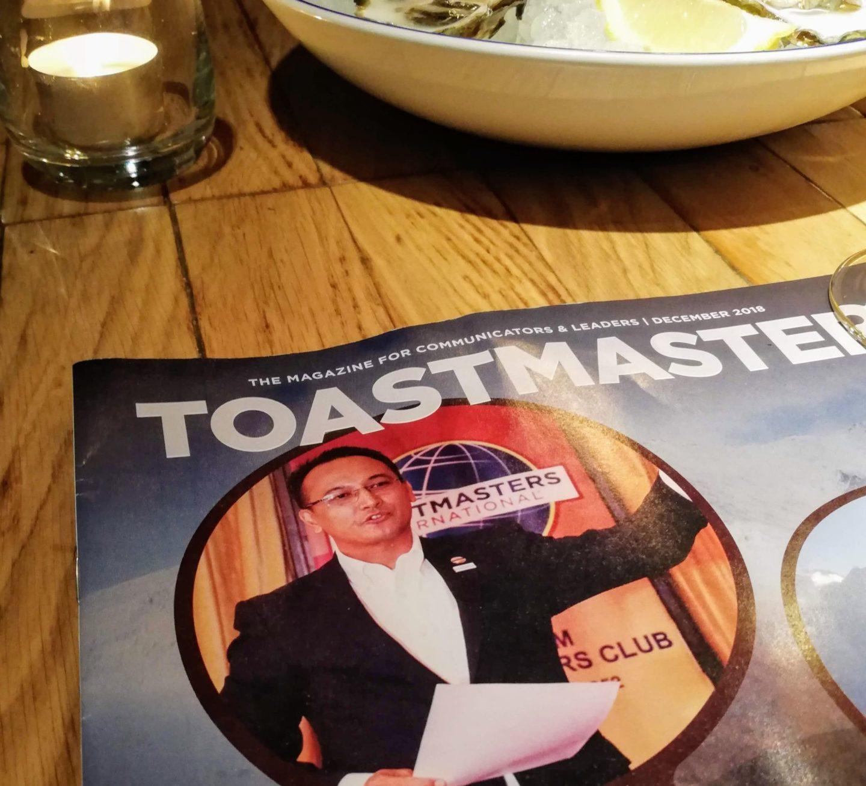 Блог Listen to your broccoli | Toastmasters