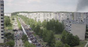 Сериал Чернобыль: эвакуация Припяти