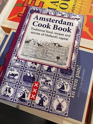 Блог Listen to your broccoli Amsterdam Cook book