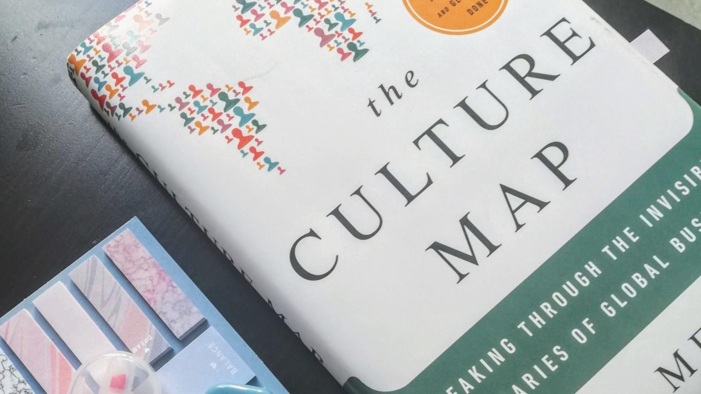 «Карта культурных различий». Эрин Мейер